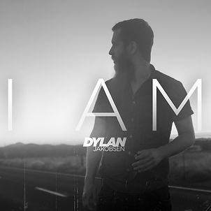 Dylan Jakobsen I AM Album Cover