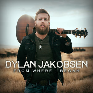 Dylan Jakobsen From Where I Began Cover