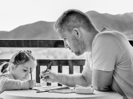 גם הורים יכולים לתרום להתפתחות של הילד