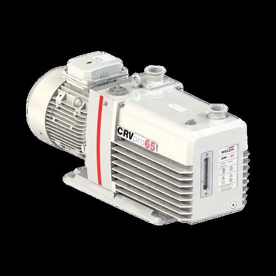 CRVpro Direct Drive Rotary Vane Vacuum Pump CRVpro65