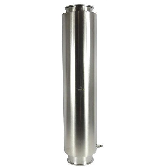 """8"""" Tri-Clamp Dewaxer Column"""