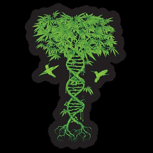 OG Tree Vinyl Sticker