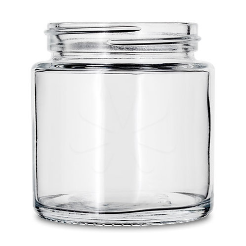 30 Dram Straight Sided Glass Jar