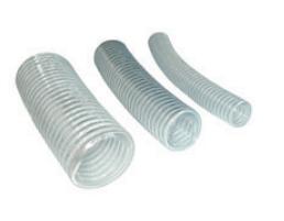 Welch Flexible Vacuum Hose, Pvc Cord-Reinforced, Dn 16, 1M