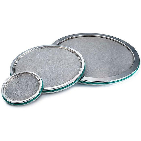 5 Micron Stainless Steel Sintered Filter Plate with Viton O-ring