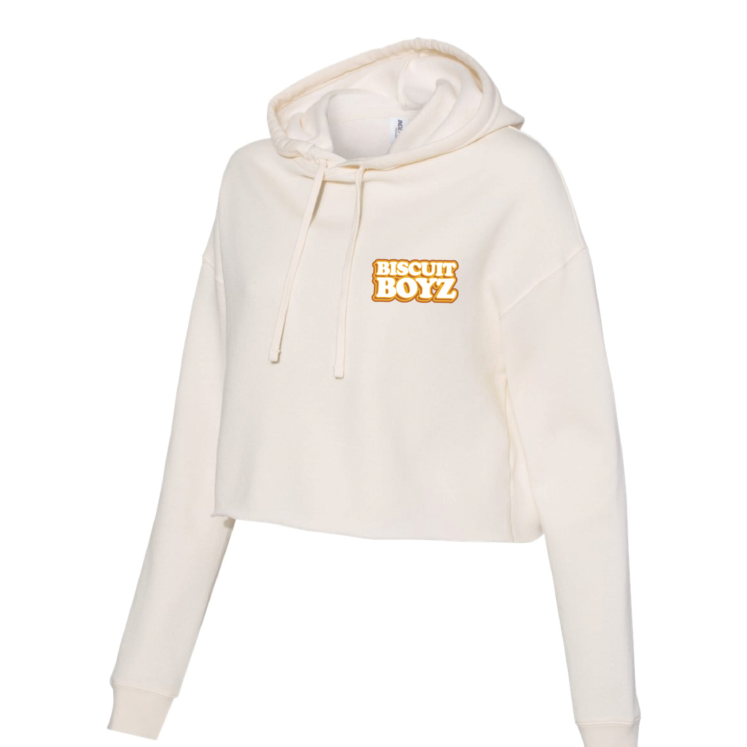 Biscuit Boyz Cropped Hoodie Square