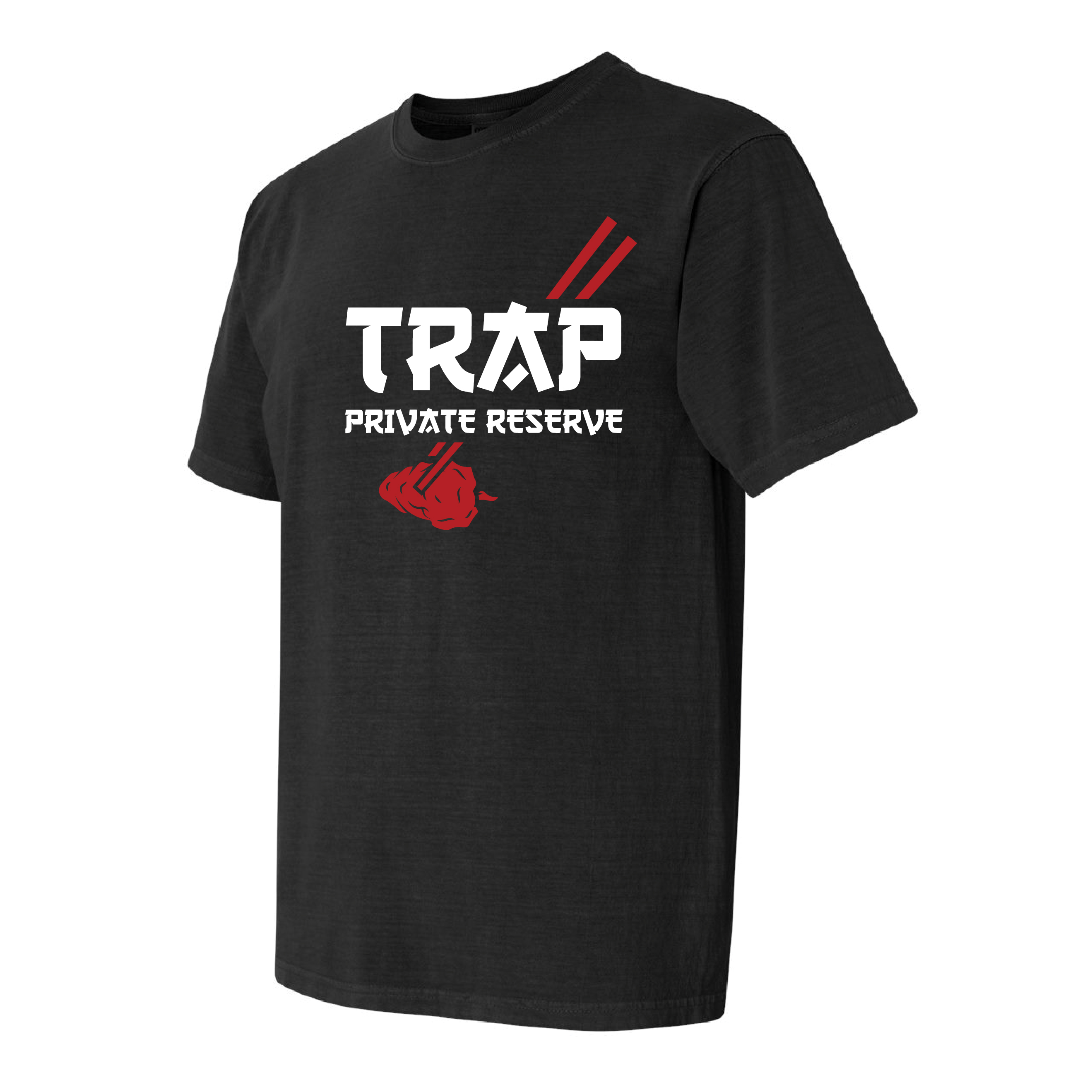 Trap Private Reserve Red Tee Square