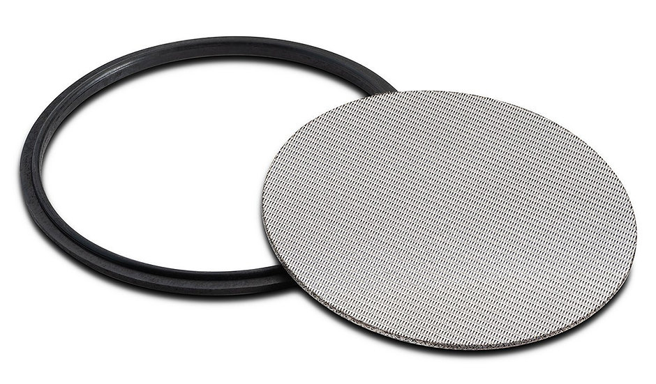 316L Stainless Dutch Weave Sintered Filter Disk 1 micron and up