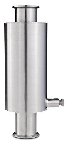"""2"""" Tri-Clamp Dewaxer Columns"""