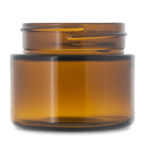 16 Dram Straight Sided Glass Jar