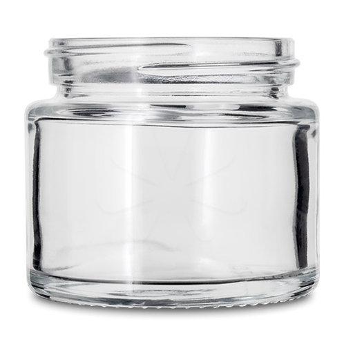 20 Dram Straight Sided Glass Jar