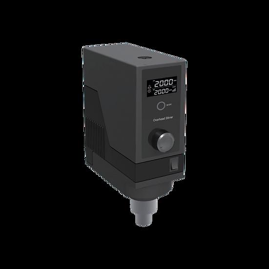 Digital overhead stirrer, 40L(water), 200Ncm torque