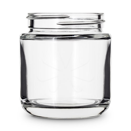 30 Dram Round Base Glass Jar
