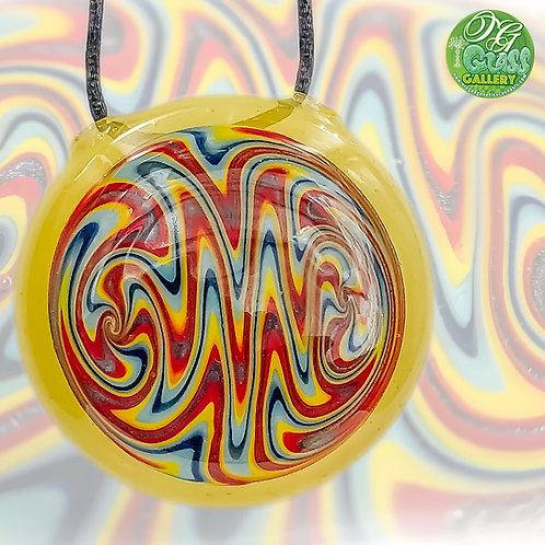 Terps Wig Wag Hollow Pendant