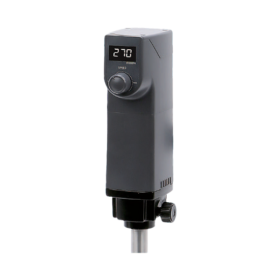 Digital homogenizer, 2.5L (water), 2000 to 27000rpm