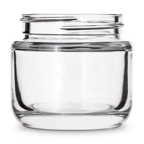 20 Dram Round Base Glass Jar
