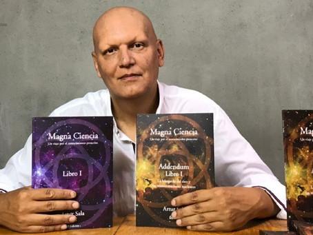 Lanzamiento del Libro Addendum de Magna Ciencia.
