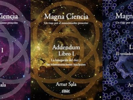 Lanzamiento Internacional de Magna Ciencia.
