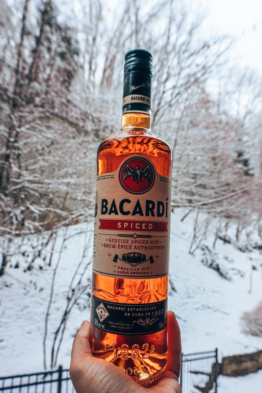 SPICED BACARDI x PINCH HOT SAUCE