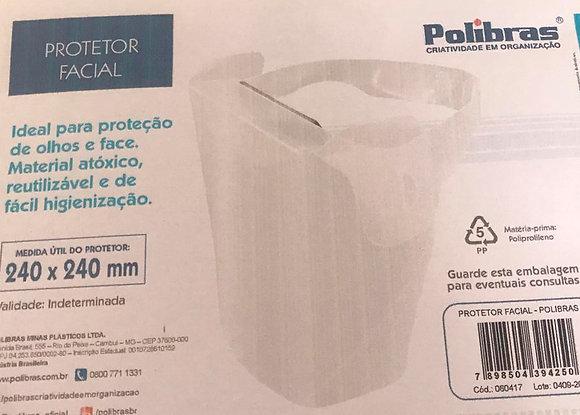 FaceShield - Mascara de proteção POLIBRAS