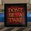 Thumbnail: Don't Be A Twat