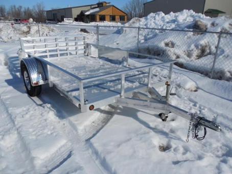 Most Common Trailer Winter Storage Problem Areas