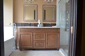 bathtoom vanity installation chilliwack.