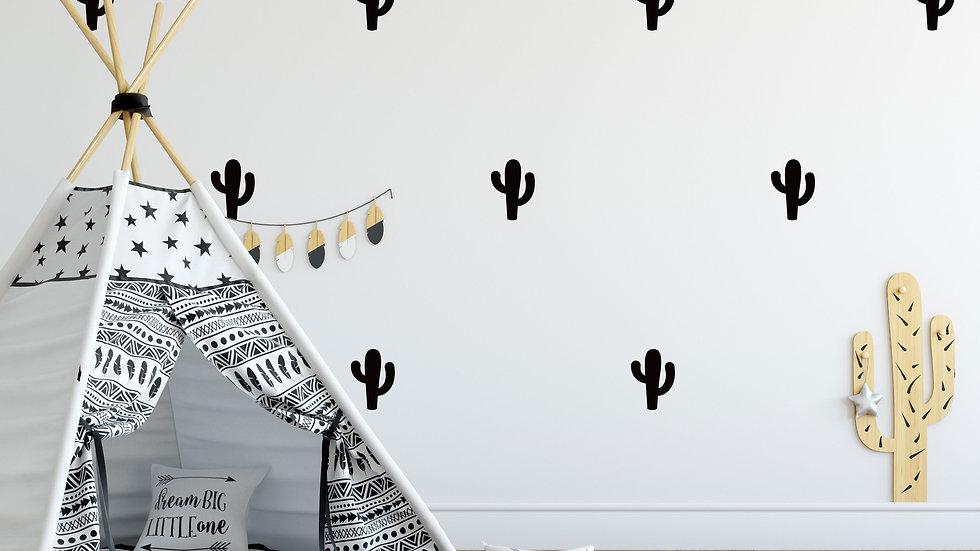 Motifs 'Les Cactus'