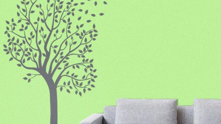 L'arbre de l'automne