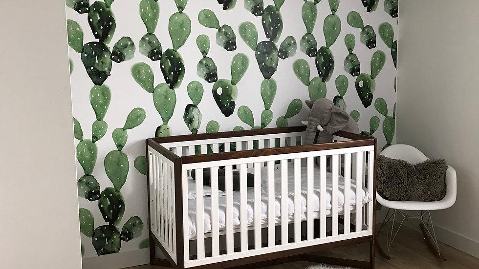 Murale 'Cactus' 10'x8'