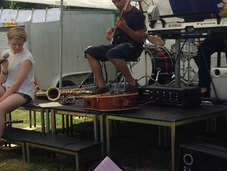 Band gig: Tanworth-in-Arden