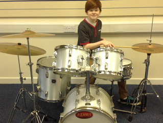 5 Ways that Music Lessons can Benefit Children