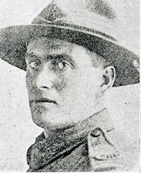 pw35 Lance Corporal Ernest Victor Walker