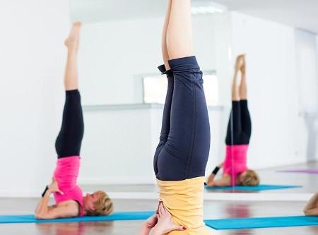 Yoga y la mentruación