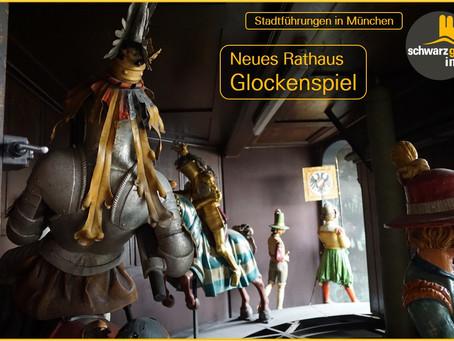 München Tipp - Unser Glockenspiel im Rathausturm