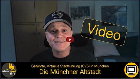Geführte, Virtuelle Stadtführung - Die Münchner Altstadtind-au