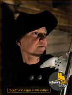 Wolfgang Brehm als Wolfram der Nachtwächter