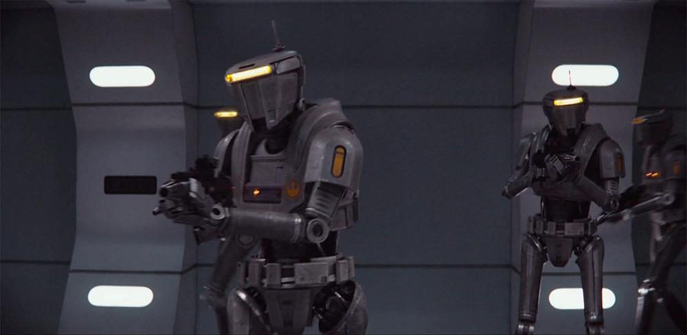 Droids da República The Mandalorian