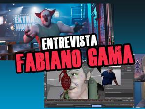 Entrevista com Fabiano Gama