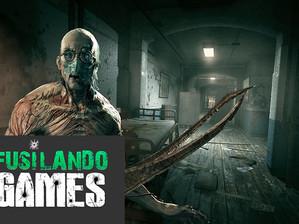 Outlast – parte 2   Fusilando Games