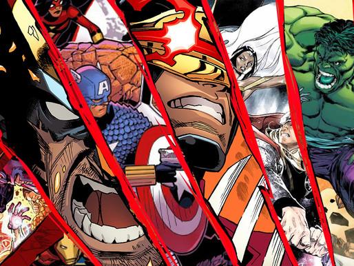 X-Men e Vingadores: 6 encontros nos quadrinhos