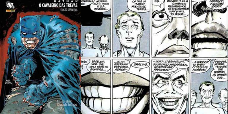 Cavaleiro das Trevas Batman