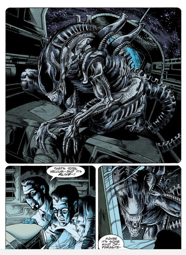 Aliens: Outbreak (1996)