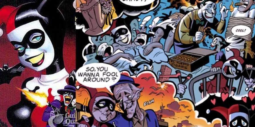 Batman: Louco Amor
