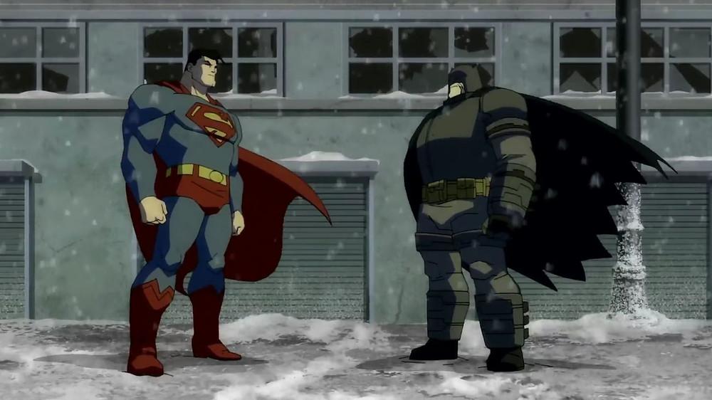 Cavaleiro das Trevas - Batman