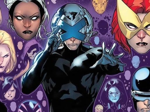 X-Men sendo remodelado nas HQs