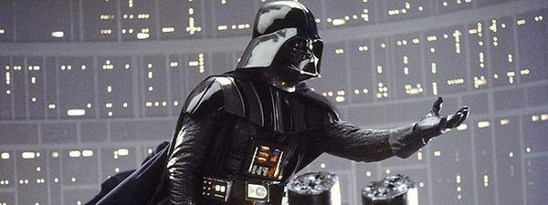 Darth Vader chamando