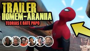 Homem Aranha: Sem Volta para casa   Teorias e bate-papo