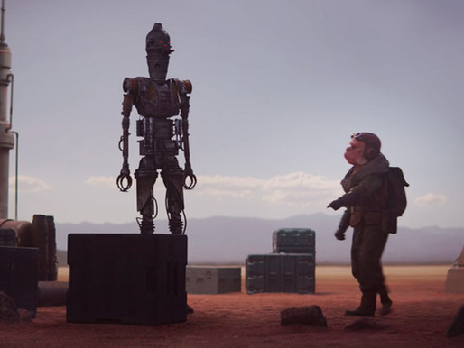The Reckoning | Review c7 - The Mandalorian