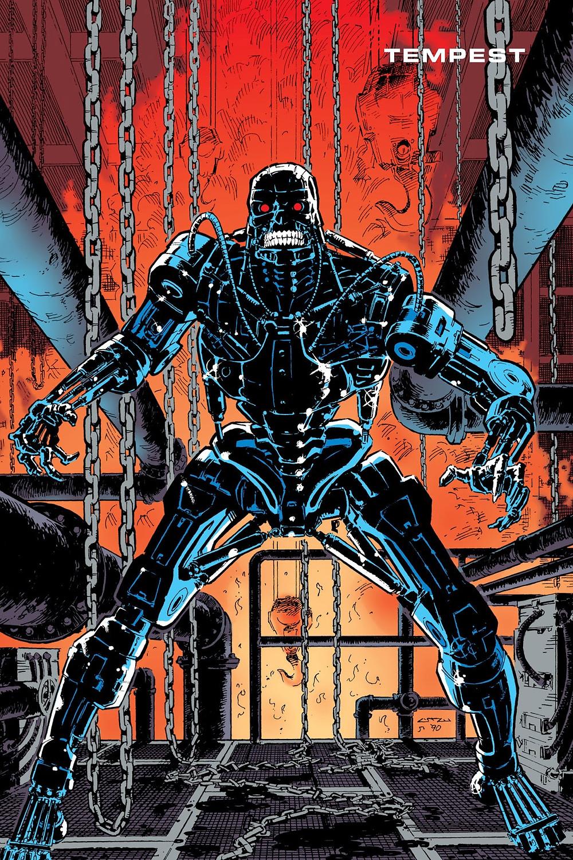 Terminator Tempestade HQ